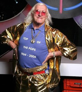 Jimmy Savile favoured the banal convenience of the tracksuit