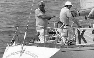 Edward Heath at the helm of his sex hideaway