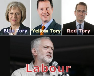 to-spread-their-message-of-support-the-corbynistas-are-using-memes--funny-pictures-designed-to-be-shared-on-social-media-in-this-one-they-accuse-any-politician-who-doesnt-share-corbyns-politics-of-being-a-conservative-a-classic-corbynista-attack